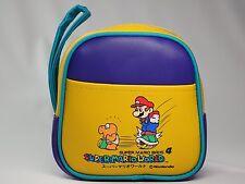 Super Mario bros 4 mario world Mini Pouch Bag Nintendo Rare Japan