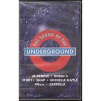 Aa.vv MC7 The Sound of the Underground / Rca Sealed 0743211694742