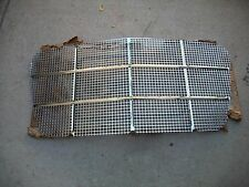 1962 Studebaker Lark Super Nice RARE NOS Beautiful Chrome Grill # 1342523
