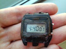 Casio VINTAGE F-1 MODULE 350 WATCH ULTRA RARE JAPAN M MONTRE  BAD CONDITION UHR