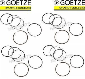 Set of 4 Piston Ring Sets GOETZE 9149105 Fits: SAAB 9-3 900 9000