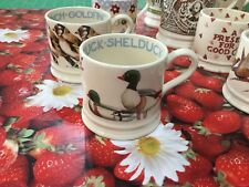 Emma Bridgewater Hedges Shelduck Baby Mug New  Discontinued