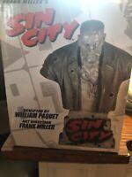 Sin City Frank Miller Marv Bust Dark Horse Dark Knight Returns Image Comics