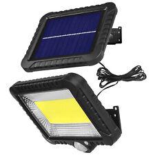 Projecteur solaire Lampe LED détecteur de mouvement IP44 5W 400lm 6000K MCE438