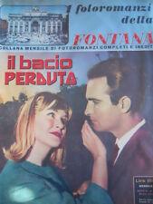Rivista Fotoromanzi - I Fotoromanzi della FONTANA n°3 1964   [C94]