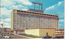 NICE VINTAGE PHOTO POSTCARD SHERATON MOTOR INN PORTLAND OREGON