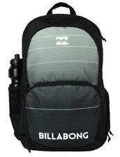 Tags Billabong 'strike Thru' Black Large Backpack School Uni Bag 32l
