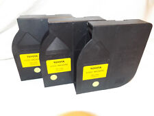3 Toyota 6 Cd Cassette Cartridges for trunk or glove box players Ca-Zs0510F used