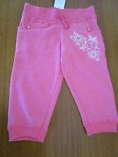 Girls Pumpkin Patch 3/4 stretch knit joggers track pants Size 5