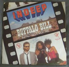 ♪♪ 45 T - INDEEP - BUFFALO BILL / PROYECTO DE LEY BACK LATERAL ( DUB MIX ) ♪♪
