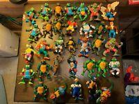 Vintage 1988-91 Teenage Mutant Ninja Turtles 30 figures