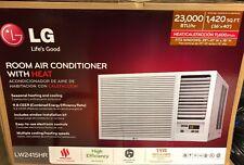 Lg Lw2415Hr Air Conditioner, (23,000Btu) with heat*Brand New*