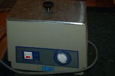 Branson Ultrasonic Cleaner waterbath water bath 221 120V sonic heater heating