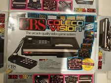 Boxed Colecovision Console + Expansion module No 1 Bundles.