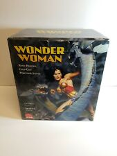 DC Direct Limited Edition 639/2000 Wonder Woman Vs The Hydra Full Size Statue