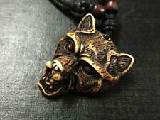12pc lots  cool men's jewelry big style tibet wolf head necklace  pendants HS012