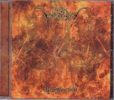 DARK DOMINATION - rebellion 666 CD