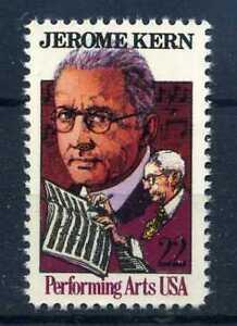 ETATS UNIS - 1985 timbre 1558, Jerome Kern, neuf**