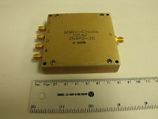 MINI-CIRCUITS ZN4PD-20 4-Way Power Splitter / Combiner, 1800 - 2000MHz