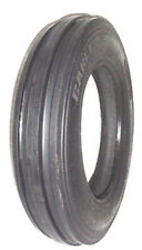 2 New Carlisle 4.00-15 3-rib Front Tractor Tires & Tubes