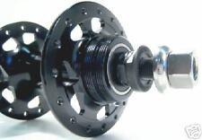 FORMULA TH-51 BLACK 28h REAR Track Fixed Gear Bike Hub Sealed Cartridge FlipFlop
