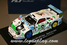 Slot car SCX Scalextric Fly 88222 Porsche 911 GT1 EVO Grand AM 2003 A-521