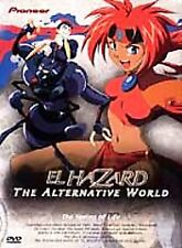 El Hazard: The Alternative World - The Spring of Life (DVD, 1999)