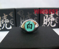 "Naruto Akatsuki Konan Symbol ""Bai"" Cosplay Ring Box Packed"