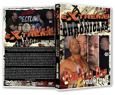 EXTREME CHRONICLES VOLUME 1 - ROB VAN DAM DVD RVD ECW Pro Wrestling
