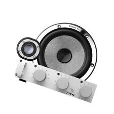 "FOCAL UTOPIA BE N.6 PASSIVE KIT 6-12"" 6W2 Be + TBe + CrossBlock MADE IN FRANCE"