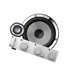 """FOCAL UTOPIA BE N.6 PASSIVE CAR 6-12"""" 6W2 Be + TBe + CrossBlock MADE IN FRANCE"""