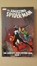 The Amazing Spider-Man The Complete Alien Costume Saga Book 1 TPB OOP