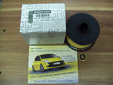 GENUINE RENAULT CLIO 4 TCE 2013 ON OIL FILTER - 152095084R