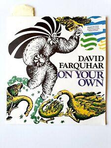 David Farquhar - On Your Own - Sheet Music
