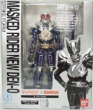 New Bandai S.H.Figuarts Kamen Rider New Den-O Strike Form Yahoo!JAPAN×BANDAI