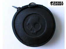 Carrying Nylon Case Pouch with zip for Skullcandy Headphone Earphone Earbud