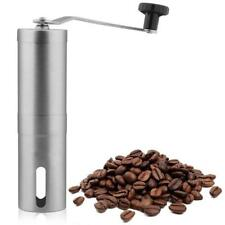Stainless Steel Manual Coffee Bean Grinder Spice Grinding Mill Hand Tool LG