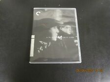 Fritz Lang M Blu-Ray Used! Criterion Collection See Details