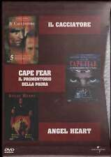 Robert De Niro Collection DVD Il Cacciatore Cape Fear Angel Heart 5050582195804