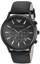 Emporio Armani Men's AR2461 Sportivo Chronograph Black Watch