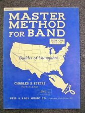 Master Method for Band Book 1 Bassoon