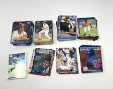 Baseball Rookie Lot  200+ cards 1990 - 2000 Upper Deck Fleer