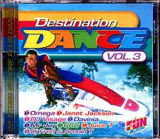 DESTINATION DANCE VOLUME 3 - CD COMPILATION [564]