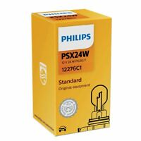 Philips PSX24W Standard Halogen Car Bulb Fog Lamp 12276C1 Single