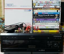 Sony DVP-CX875P 300+1 Disc Changer DVD/CD Player With Remote & Extras Working