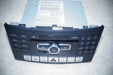 Navigation Radio Bedienelement Head unit Mercedes W212 A2129007426
