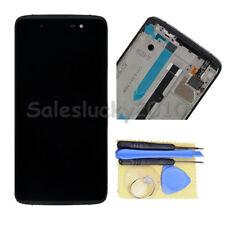 LCD Touch Screen Glass Digitizer Assembly For Blackberry DTEK50 STH100-1 + Frame