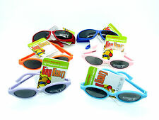 Crazy Dog Children's Sunglasses - Choice of 6 Colours - 100% UV Protection