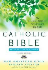 NEW Catholic Bible, Personal Study Edition