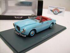 Volvo P1900 Sport Cabrio, Hellblau, 1956, NEO 1:43, OVP